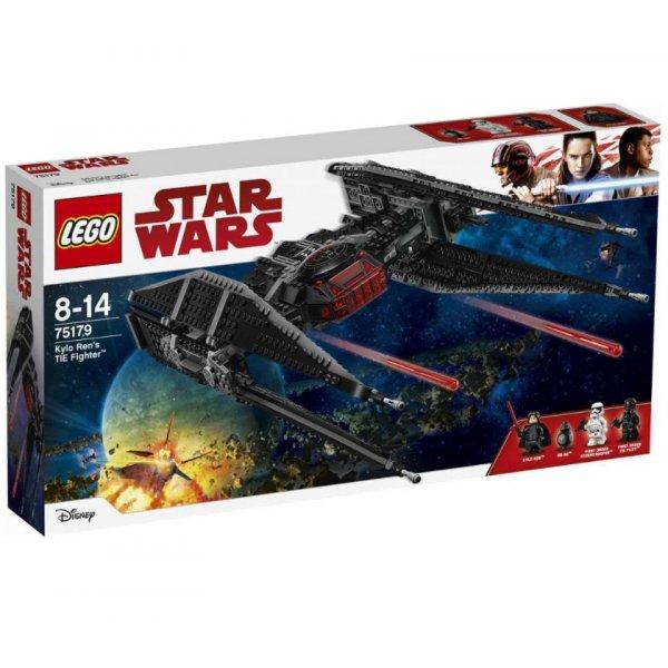 LEGO Star Wars 75179 Истребитель TIE Кайло Рена