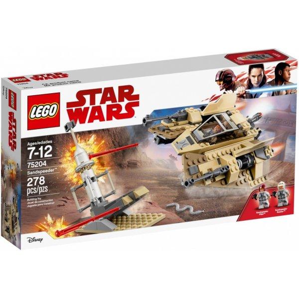 Набор Лего Песчаный спидер