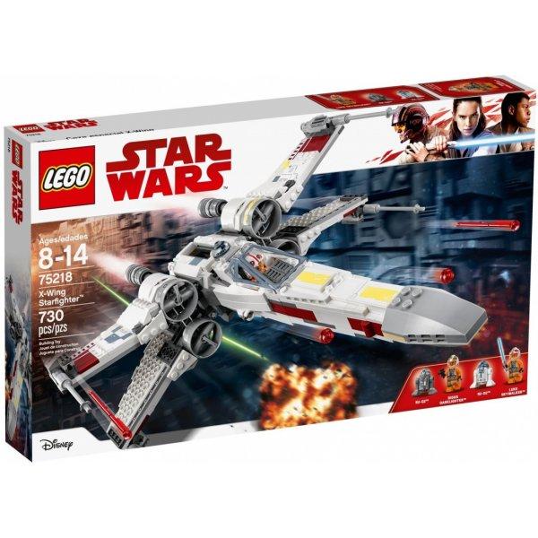 LEGO Star Wars 75218 Звёздный истребитель X-wing