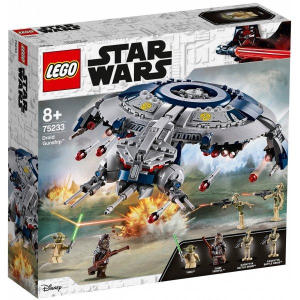LEGO Star Wars 75233 Дроид-истребитель