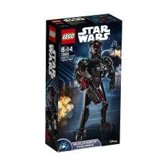 Набор лего - Конструктор Lego Star Wars 75526 Элитный пилот истребителя TIE