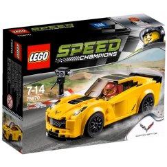 LEGO Speed Champions 75870 Шевроле Корвет Z06