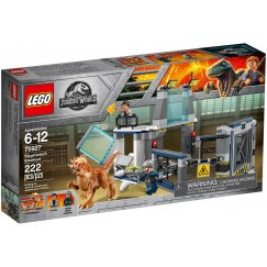 LEGO Jurassic World 75927 Побег Стигимолоха из лаборатории