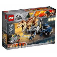LEGO Jurassic World 75933 Транспорт для перевозки Тираннозавра