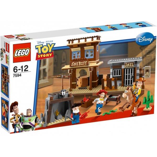 LEGO Эксклюзив 7594 Облава Вуди!