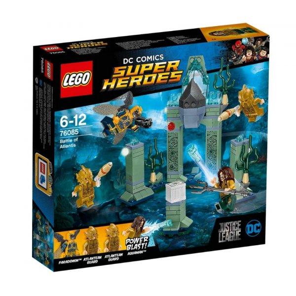 LEGO DC Super Heroes 76085 Лига Справедливости: Битва за Атлантиду