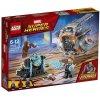 Набор лего - Конструктор LEGO Marvel Super Heroes 76102 В поисках оружия Тора