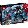Набор лего - Конструктор LEGO Marvel Super Heroes 76115 Человек-паук против Венома