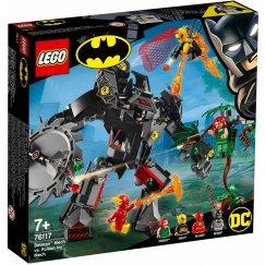 Набор лего - Конструктор LEGO DC Super Heroes 76117 Робот Бэтмена против робота Ядовитого Плюща