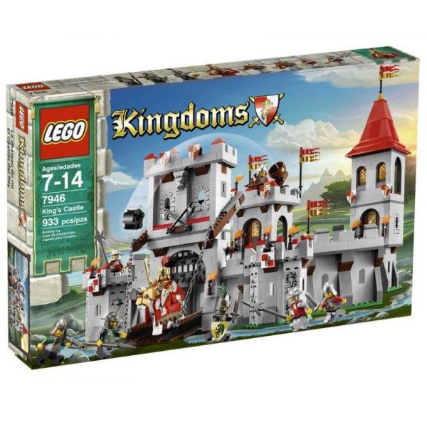 LEGO Эксклюзив 7946 Королевский замок