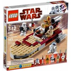Наземный песчаный корабль Люка