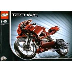 LEGO Technic 8420 Уличный Мотоцикл