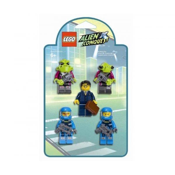 Lego Магниты 853301 Набор минифигурок Атака пришельцев
