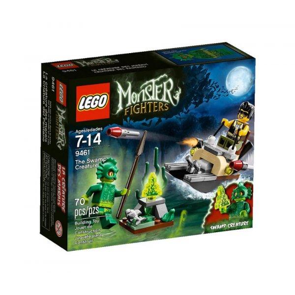 LEGO Эксклюзив 9461 Болотный монстр