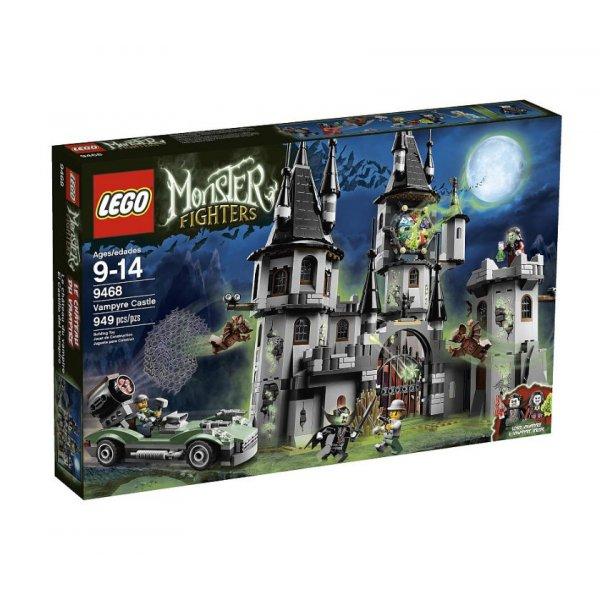 LEGO Эксклюзив 9468 Замок вампиров