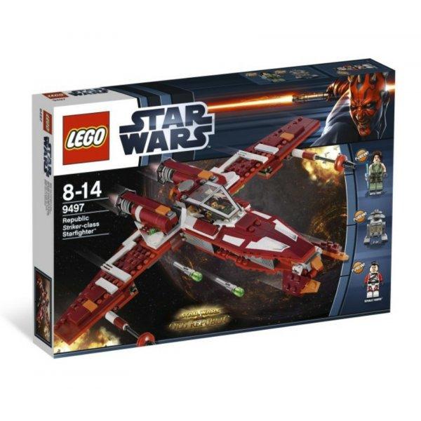 Набор Лего Республиканский атакующий звёздный истребитель