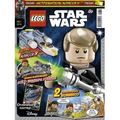 Набор лего - № 01 (2018) (Lego STAR WARS)
