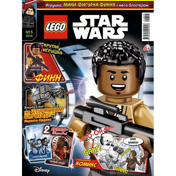 Lego Star Wars 9000016835 Журнал Lego STAR WARS №05 (2018)