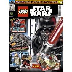 Журнал Lego STAR WARS №06 (2018)