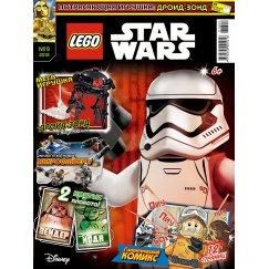 Журнал Lego STAR WARS №09 (2018)