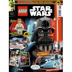 Журнал Lego STAR WARS №10 (2018)