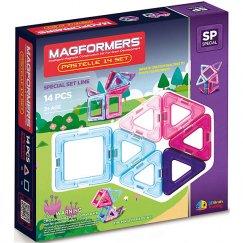 Magformers 704001 Магнитный конструктор Pastelle, MAGFORMERS