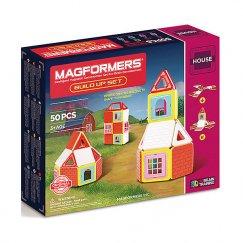 Magformers 705003 Магнитный конструктор Build Up, MAGFORMERS