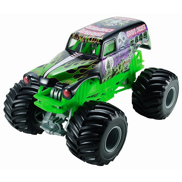 Mattel Hot Wheels BHP37 Хот Вилс MONSTER JAM 1:64 (в ассортименте)