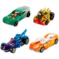 Mattel Hot Wheels BHR15 Хот Вилс Машинки COLOR SHIFTERS (в ассортименте)