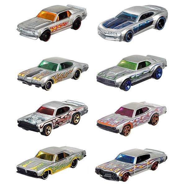 Hot Wheels HW-FRN23 Mattel Hot Wheels FRN23 Хот Вилс Машинка Юбилейная (в ассортименте)