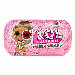 Кукла-сюрприз MGA Entertainment в капсуле LOL Surprise Under Wraps Wave 2, 8 см