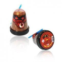 Слаймы SL-S130-14 Тянущийся слайм Slime Ninja, аромат шоколада, 130 гр