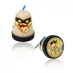 Слаймы SL-S130-15 Тянущийся слайм Slime Ninja, аромат мороженого, 130 гр