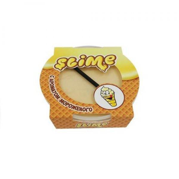 Тянущийся слайм Slime Mega аромат мороженого, 300гр