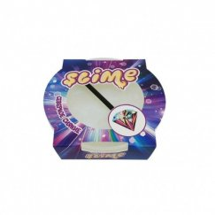 Тянущийся слайм Slime Mega (северное сияние) 300гр