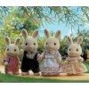 4108/3144 4108/3144 Sylvanian Families Семья молочных кроликов