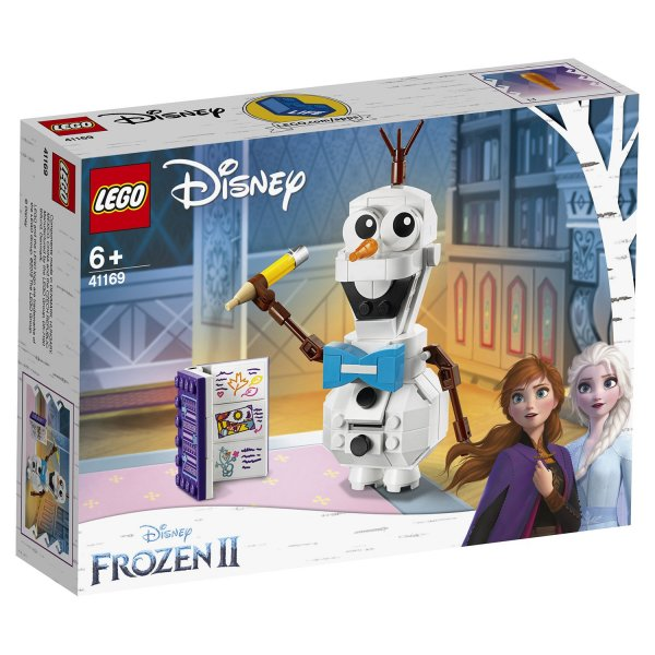 41169 Конструктор LEGO Disney Frozen Олаф 41169 КИБЕРДНИ