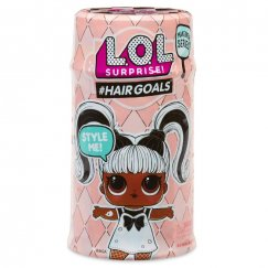 Кукла-сюрприз MGA Entertainment в шаре LOL Surprise 5 Hairgoals