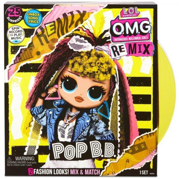 L.O.L. Surprise! O.M.G. Remix - Pop B.B.