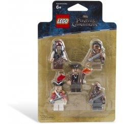 Набор Lego Pirates of Caribian Battle Pack Набор минифигурок Пираты Карибского моря