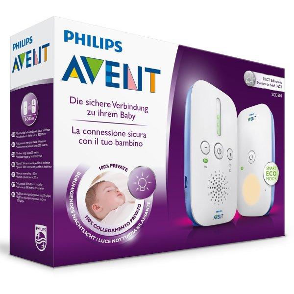 Цифровая радионяня Philips Avent SCD501