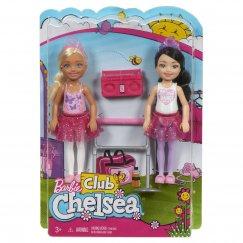 Набор кукол Barbie Челси, 14 см, FHK96
