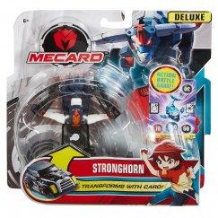 Трансформер Mattel Mecard Deluxe Stronghorn машинка трансформирующаяся Стронгхорн