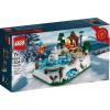 Набор лего - Конструктор LEGO Seasonal 40416 Каток
