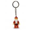 Lego 850150 Минифигурка-брелок Рождество Санта Клауса