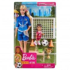 Набор Barbie Футбольный тренер, GLM47