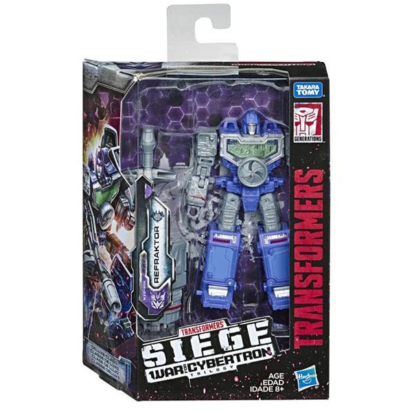 Hasbro Transformers E3432/E4497 Трансформеры ДЕЛЮКС Рефлектор