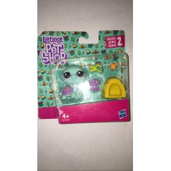 Игровой набор Littlest Pet Shop Лягушата E0463/B9358