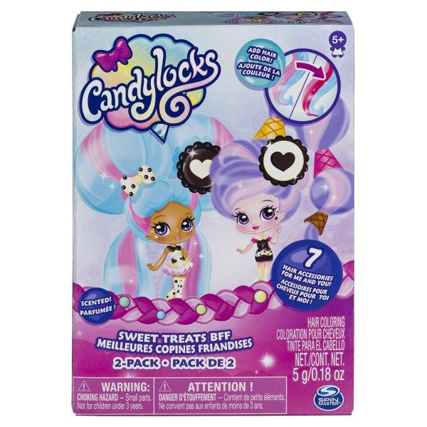 6054386 Набор кукол CANDYLOCKS 6054386 Чарли и Чип