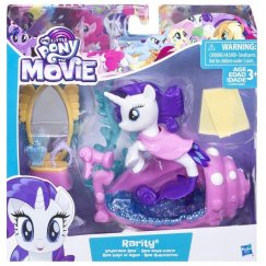 Фигурка My Little Pony Мерцание Rarity с аксессуарами